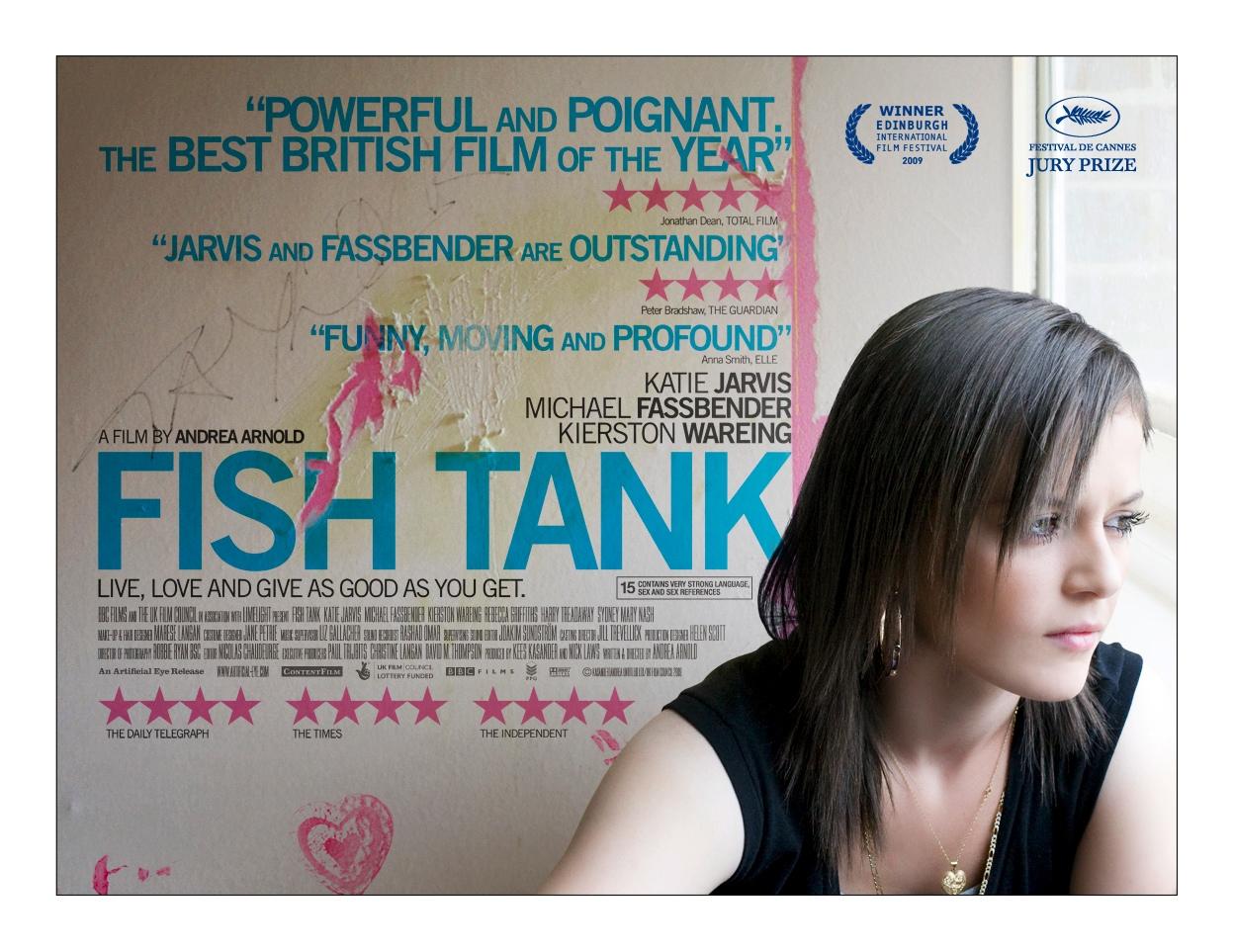 Katie Jarvis Fish Tank