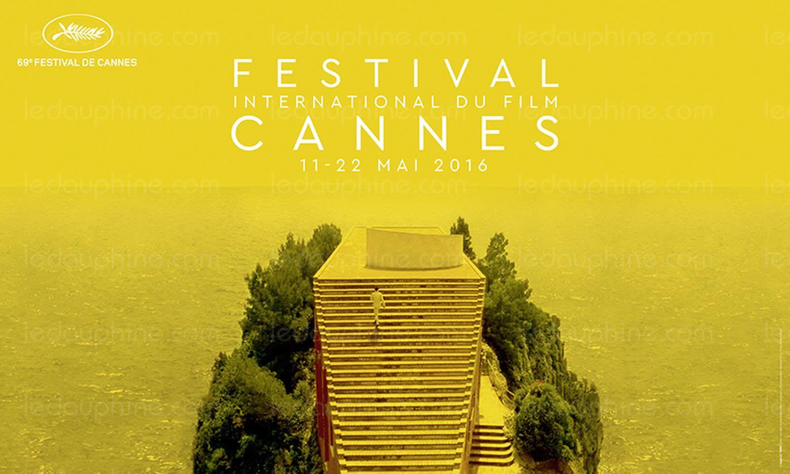 L affiche du 69e festival de cannes