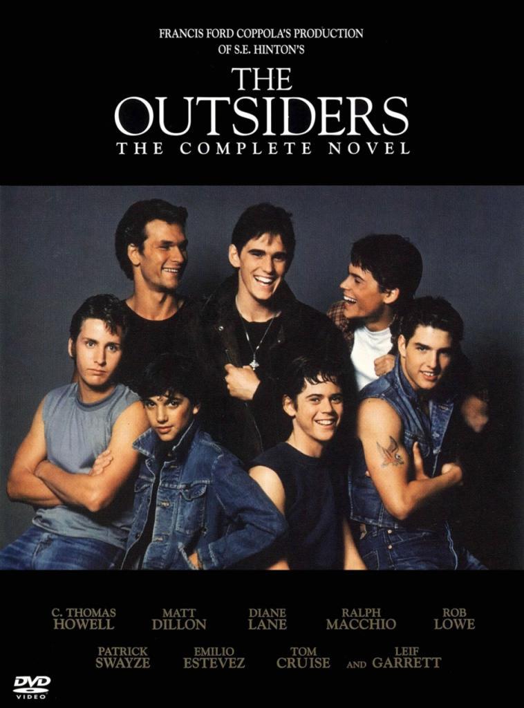 [JEU] Question pour un cinéphile - Page 30 Outsiders-poster