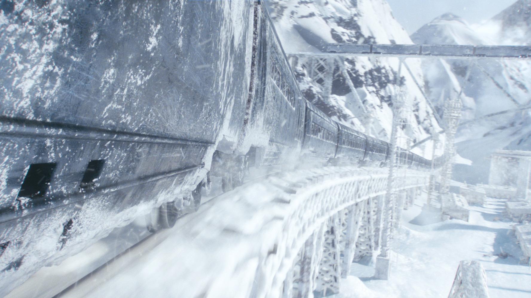 Snowpiercer le transperceneige snowpiercer 30 10 2013 9 g