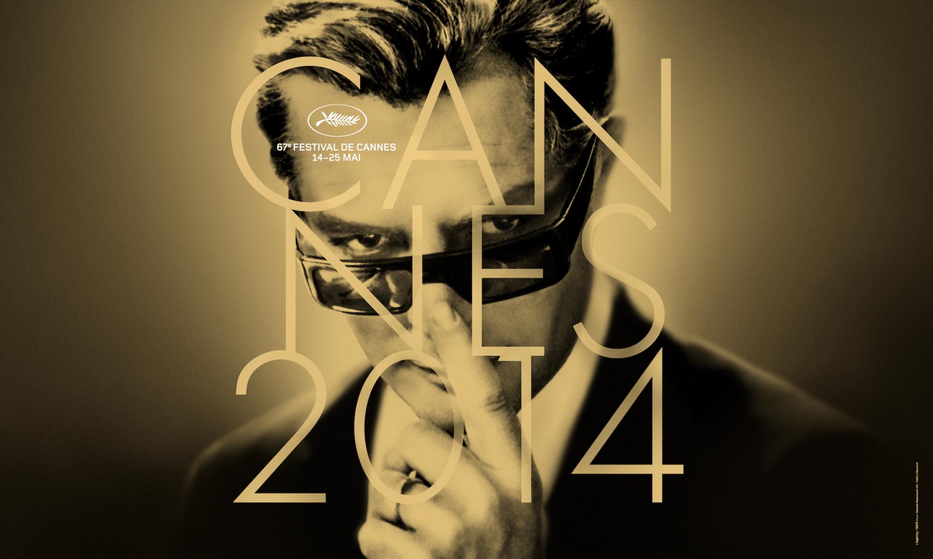 affiche festival de cannes 2014